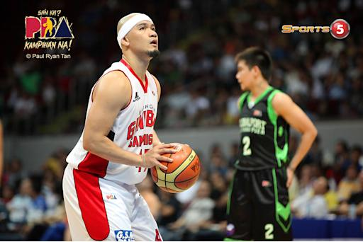 Challenge Accepted: When Mark Caguioa and Terrence Romeo Met