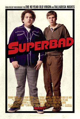 Jonah Hill and Michael Cera star in Columbia Pictures' Superbad