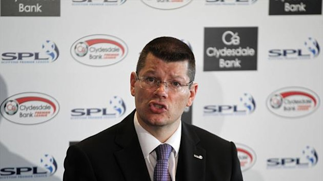 SPL chief executive Neil Doncaster hopes Scottish football will have a 'solid financial bedrock'