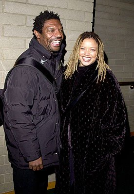 Vondie Curtis Hall and Kasi Lemmons