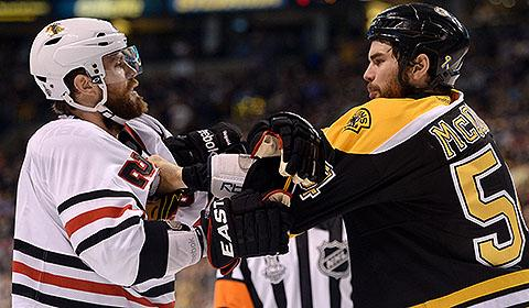 2013 Stanley Cup Final: Chicago Blackhawks vs. Boston Bruins