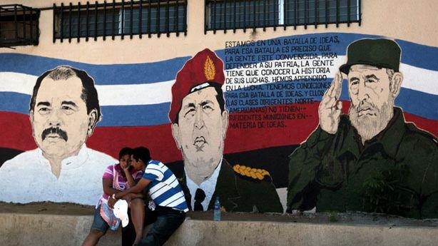 Lung Infection May Keep Hugo Chavez from His Own Inauguration