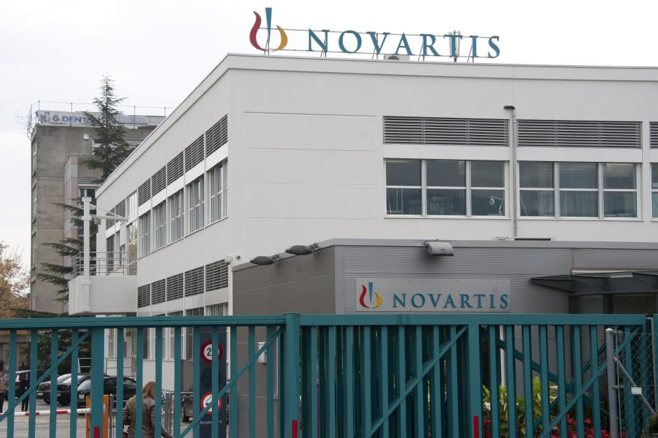 Novartis posts profit gain thanks to new drugs