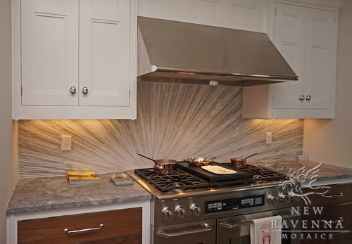 Amazing backsplashes to transform a kitchen new ravenna radiance