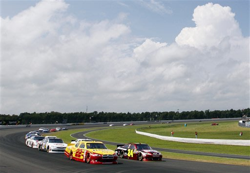 Gordon wins rain-shortened race at Pocono