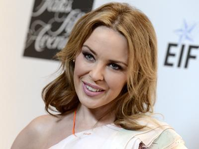 Minogue and Herrera's Unforgettable Evening