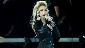 Madonna Defends Use of Guns on MDNA Tour
