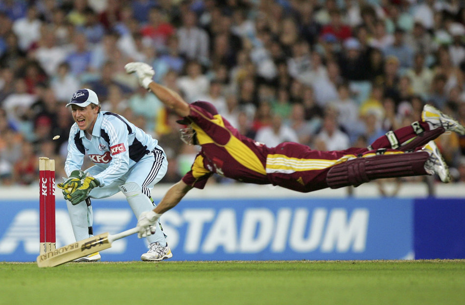 Twenty20 Big Bash - Blues v Bulls