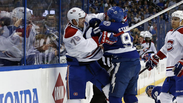 Are Habs worried about Steven Stamkos?