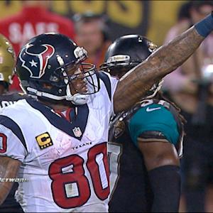 Week 14: Houston Texans wide receiver Andre Johnson highlights