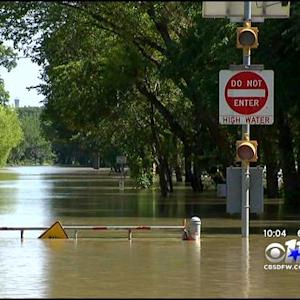 Flooding Closes 21 Dallas Roads; Will Impact Morning Commute