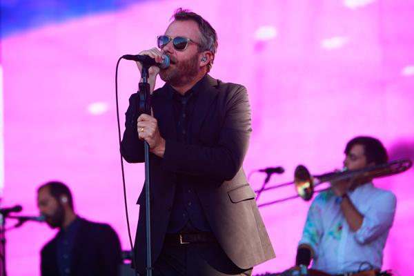 The National Reveal Hard Partying Behind Upcoming 'Graceless' Video