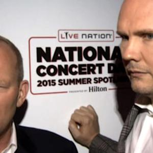 Smashing Pumpkins' Billy Corgan on Helping Vets