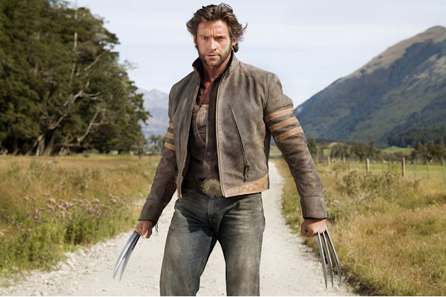 X-Men Origins: Wolverine Production Stills 20th Century Fox 2009 Hugh Jackman