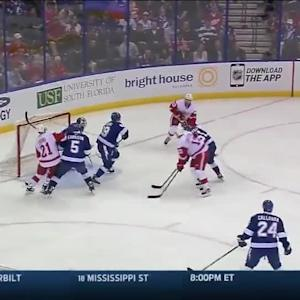 Detroit Red Wings at Tampa Bay Lightning - 01/29/2015