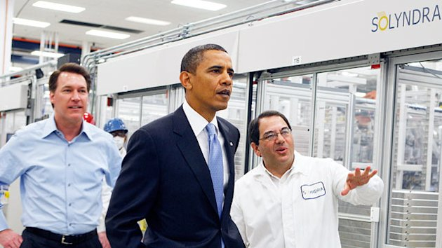 Solyndra Report: Obama Admin. Restructured Loan Because of PR Concerns (ABC News)