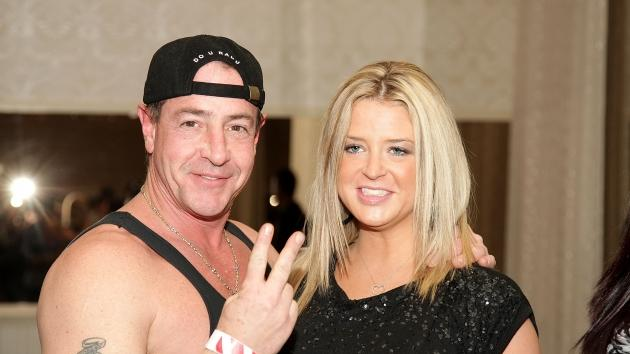 Michael Lohan and Kate Major attend Celebrity Boxing 16 January 15, 2010 in Essington, Pennsylvania  -- Getty Premium