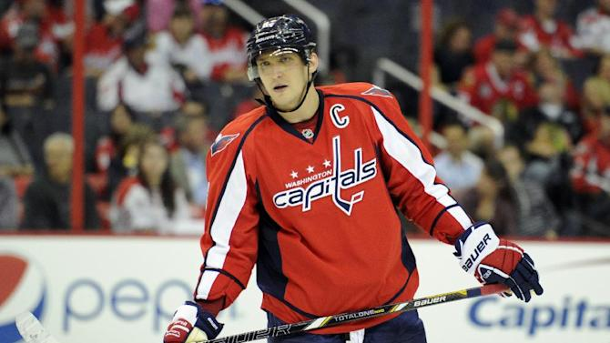 Ovechkin, Capitals aim for better playoff outcome
