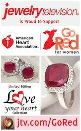 Jewelry Television® Loves Your Heart