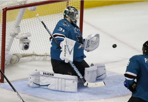 NHL: Toronto Maple Leafs at San Jose Sharks