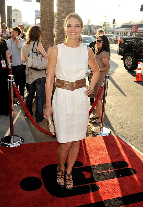 The Ugly Truth LA Premiere 2009 Jennifer Morrison