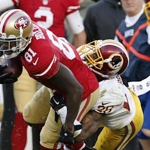 Week 12: Washington Redskins vs. San Francisco 49ers highlights