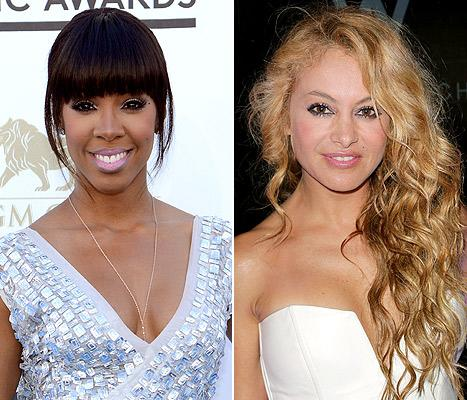 Kelly Rowland and Paulina Rubio Join The X Factor