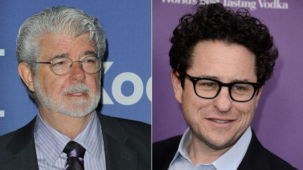 George Lucas Is Letting J.J. Abrams Do What He Wants with the New 'Star Wars'