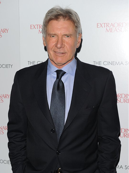 Extraordinary Measures NY Screening 2010 Harrison Ford