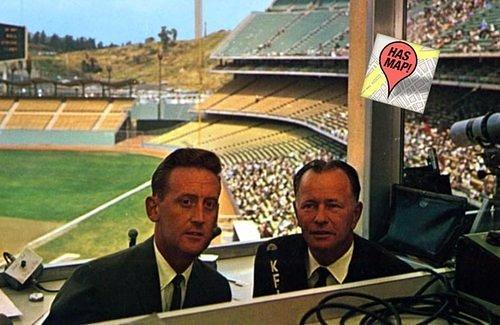 Maps to the Stars: The Vin Scully Map Guide to Los Angeles
