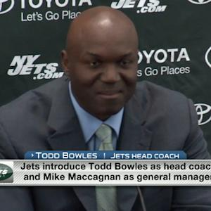 New York Jets head coach Todd Bowles: We will be a tough, intelligent team