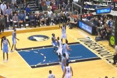 Let Ricky Rubio throw alley-oops to Andrew Wiggins forever
