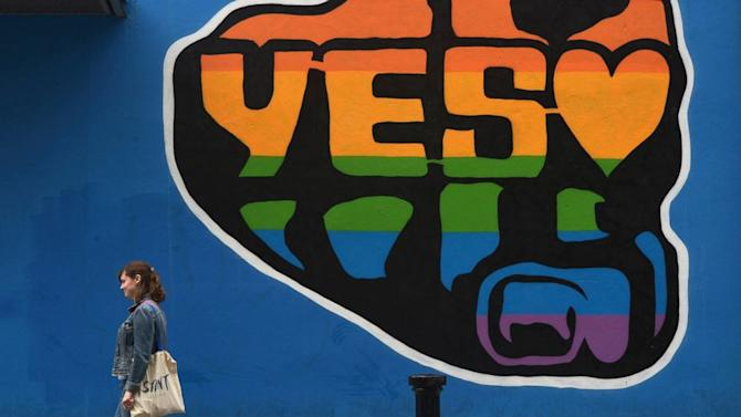 Historic Vote in Ireland On Gay Marriage