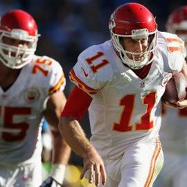 Chiefs step up their game after Jamaal Charles injury