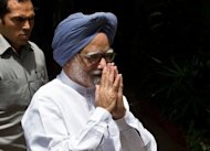 "<p>Indian Prime Minister Manmohan Singh has urged finance officials to revive the economy's ""animal spirit"" and reverse a climate of pessimism at a time of sharply decelerating growth.</p>"