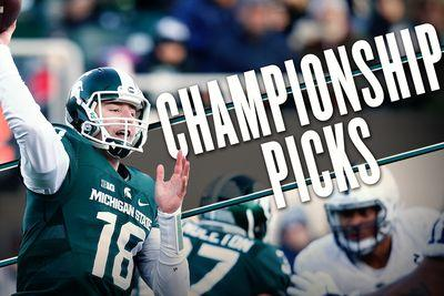 Easy Call: Conference championship week spread picks