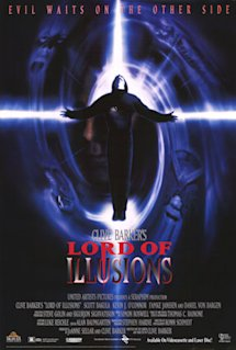 Poster of Lord of Illusions
