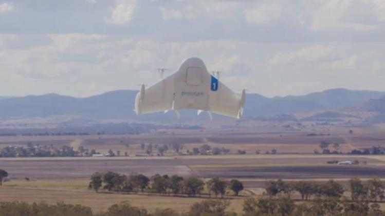 Google's secret same-day delivery drone program is not so secret anymore