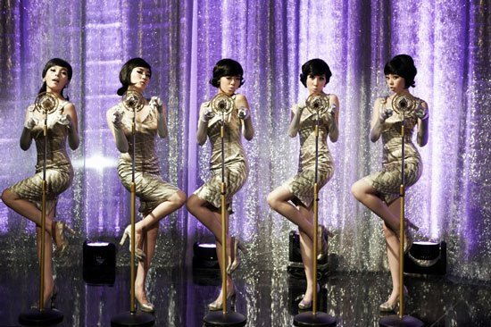 Wonder Girls goes Hollywood