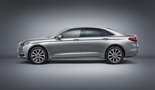 2016 Ford Taurus Revealed Ahead Of 2015 Shanghai Auto Show