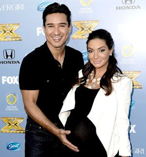 Mario Lopez, Wife Courtney Lopez Welcome Baby Boy Dominic!