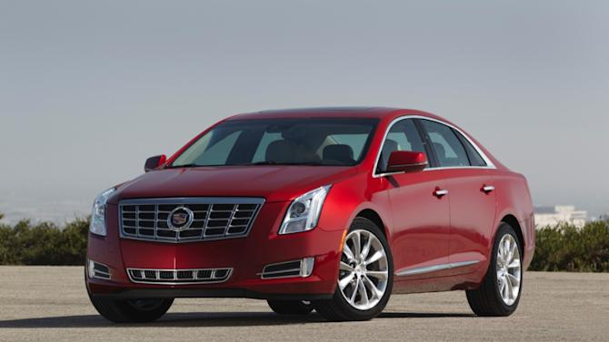 2013 XTS is a different Cadillac