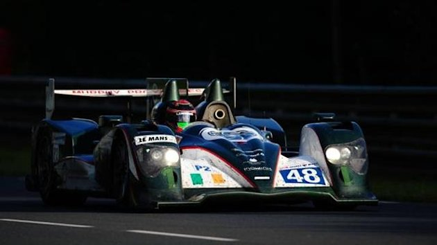 Le Mans Series Murphy Prototypes Jody Firth, Warren Hughes and Brendon Hartley
