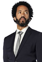 Wyatt Cenac | Photo Credits: Martin Crook/Comedy Central