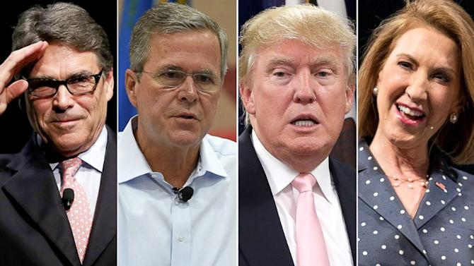 Here's Why The 2016 Republican Presidential Primary Could Make History