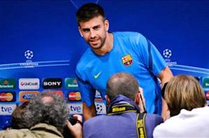Pique: Guardiola will return to Barcelona one day
