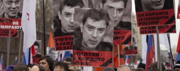 Anger drives Russian opposition leader's memorial