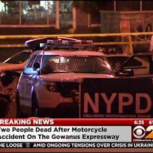 2 Dead After Motorcycle Crash On Gowanus Expressway