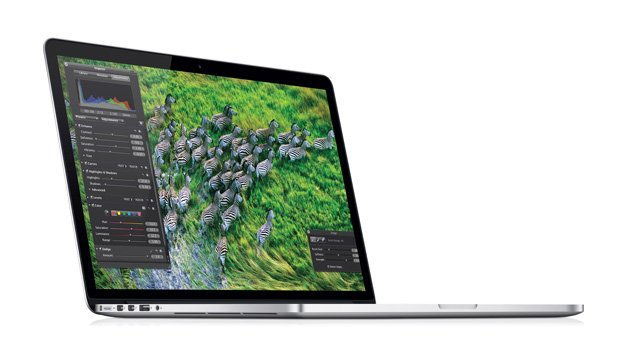 Apple unveils new MacBook Pro with Retina display
