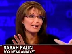 Sarah Palin Leaves Fox Ne …